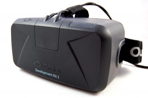 Oculus Rift VR-bril