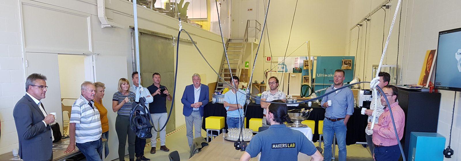 MakersLab verzorgt Virtual Reality Tour met Zegers Bouw