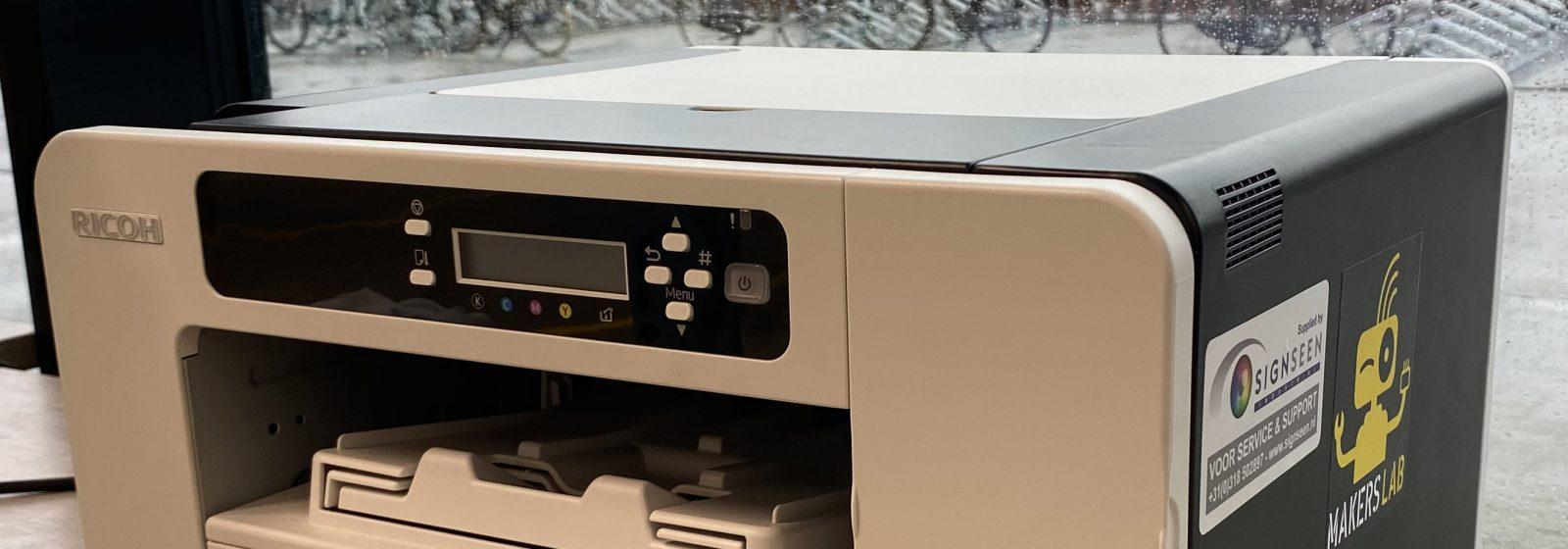 Color printer Ricoh