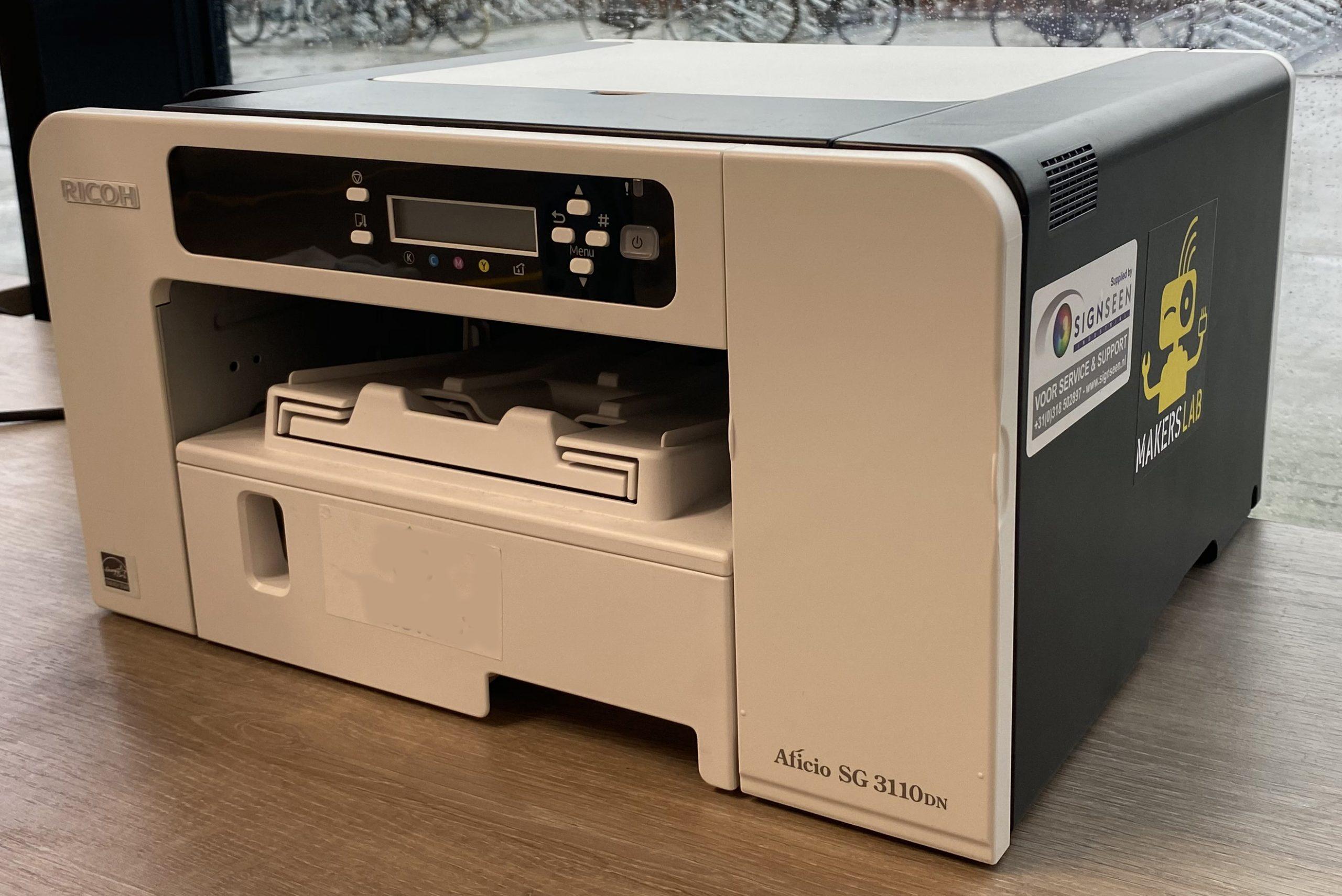 sublimatie printer